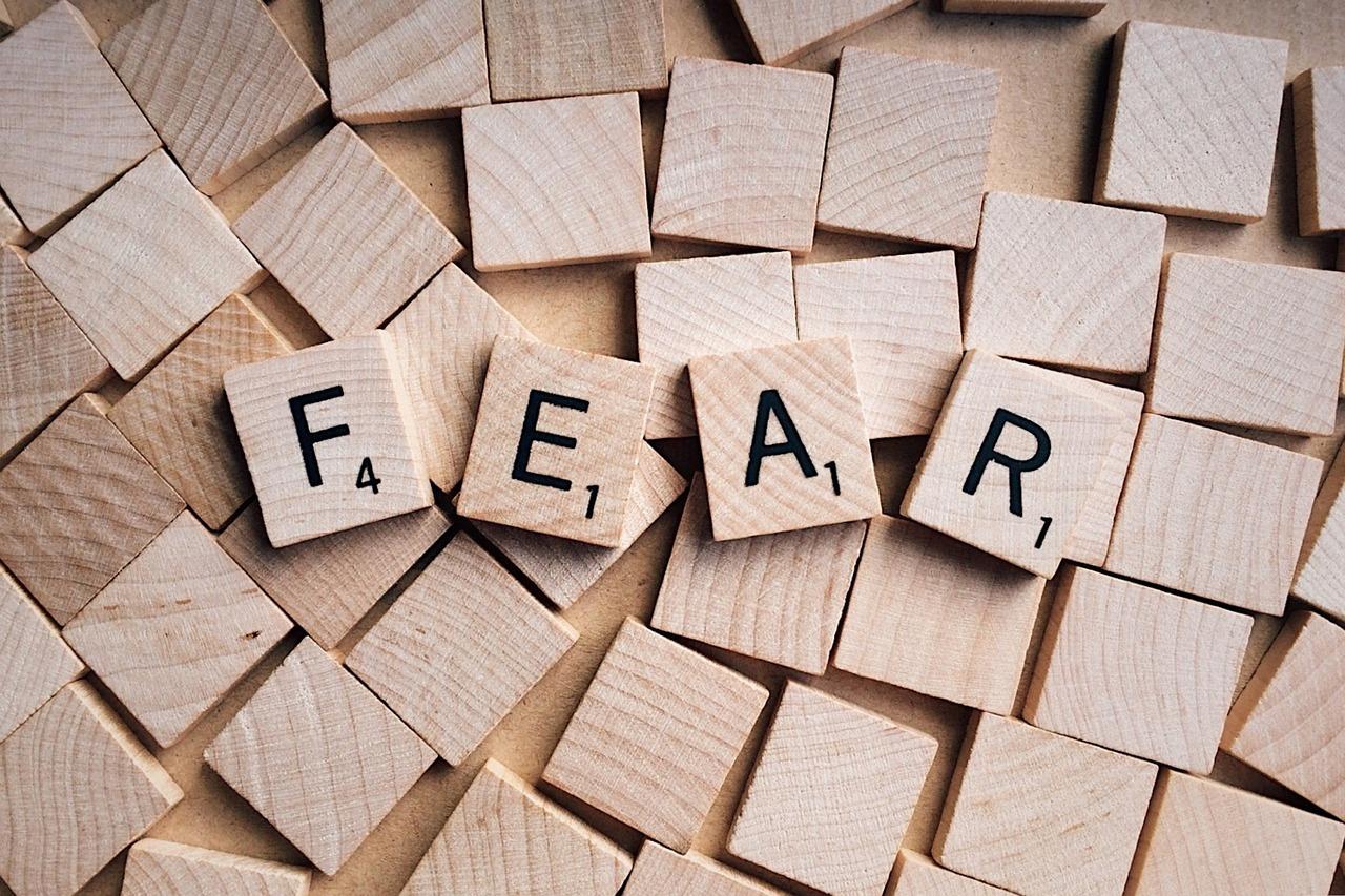 anxiety fear