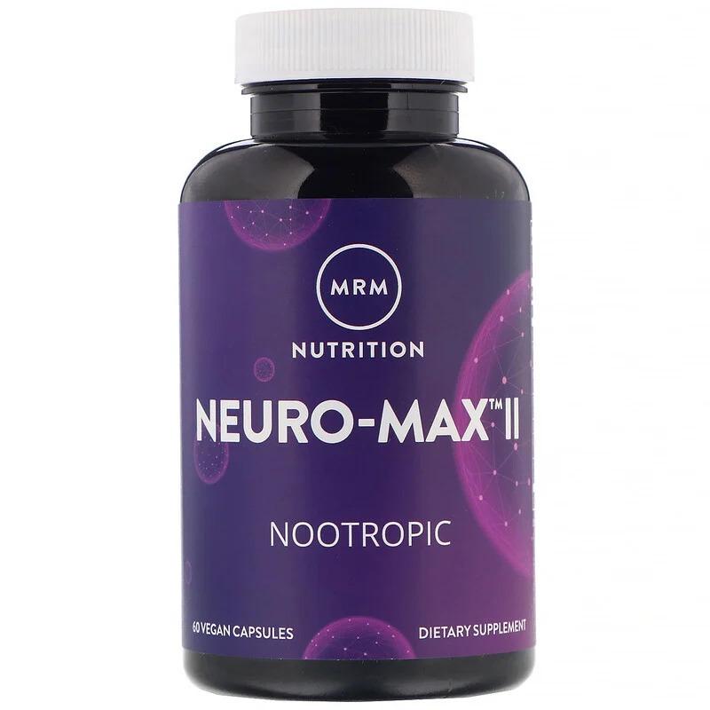 rm neuro max II supplement
